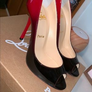 Brand new Christian Louboutin shoes size 37